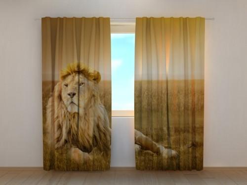 """Naktinės užuolaidos """"Liūtas karalius"""""""
