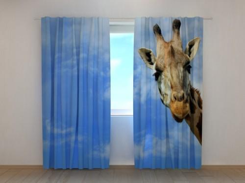 """Naktinės užuolaidos """"Žirafa"""""""