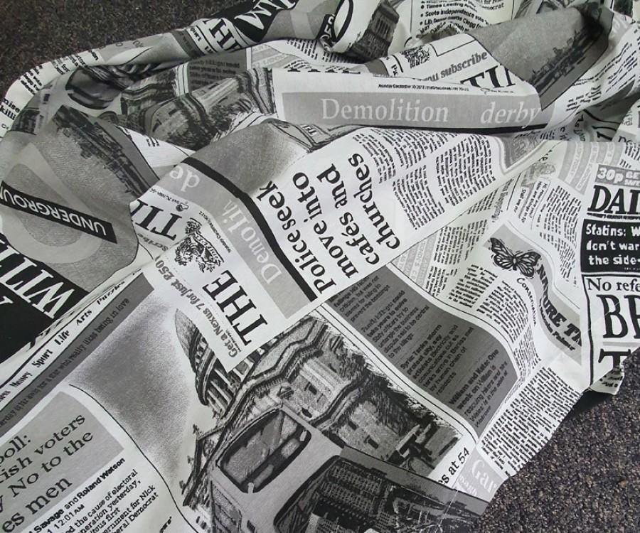 """Staltiesė """"Laikraštis"""""""